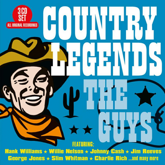 Country Legends - The Guys