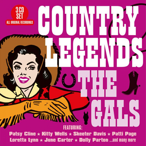 Country Legends - The Gals