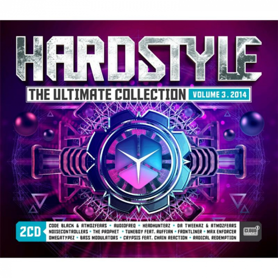 Hardstyle - The Ultimate Collection Vol.3 2014