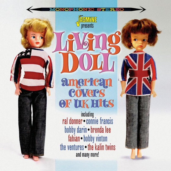 Living Doll - American Covers of UK Hits