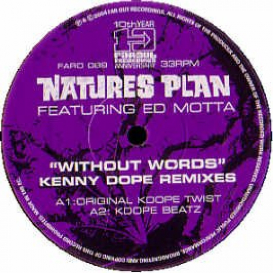 Without Words (Kenny Dope Remixes)