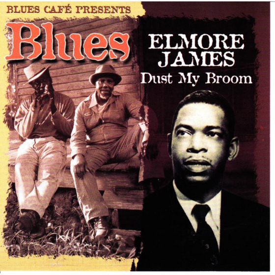 Blues Cafe Presents - Dust My Broom