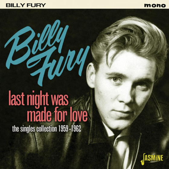 Last Night was Made for Love - The Singles Collection 1959-1962