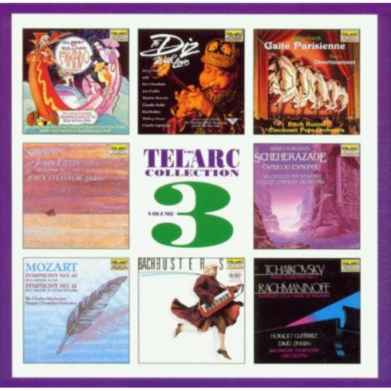 The Telarc Collection, Volume 3