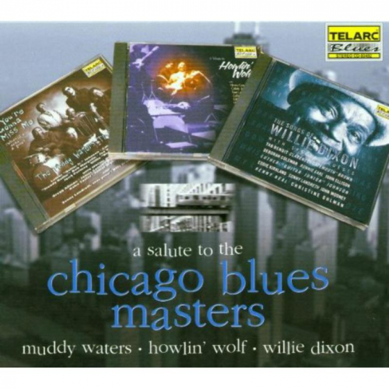 A Salute To The Chicago Blues Masters