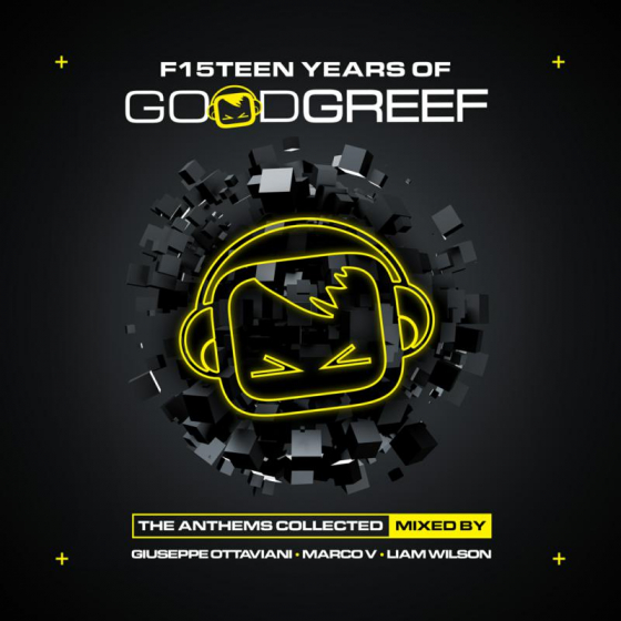F15Teen Years Of GoodGreef [The Anthems Collected]