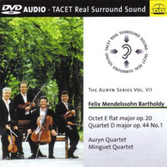 Mendelssohn: The Auryn Series Vol. VII