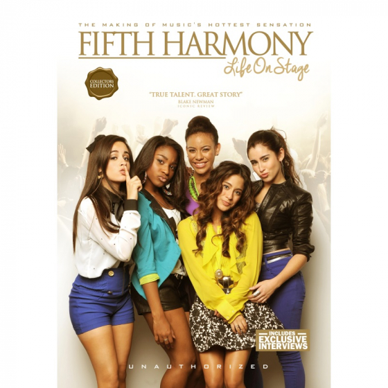 Fifth Harmony - Life On Stage (DVD)