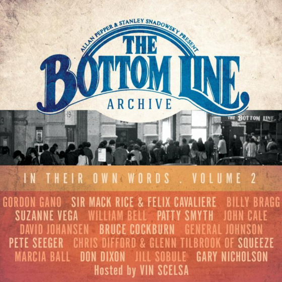The Bottom Line Archive Series: In Their Own Words, Volume 2