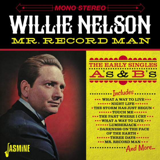 Mr. Record Man - The Early Singles As & Bs