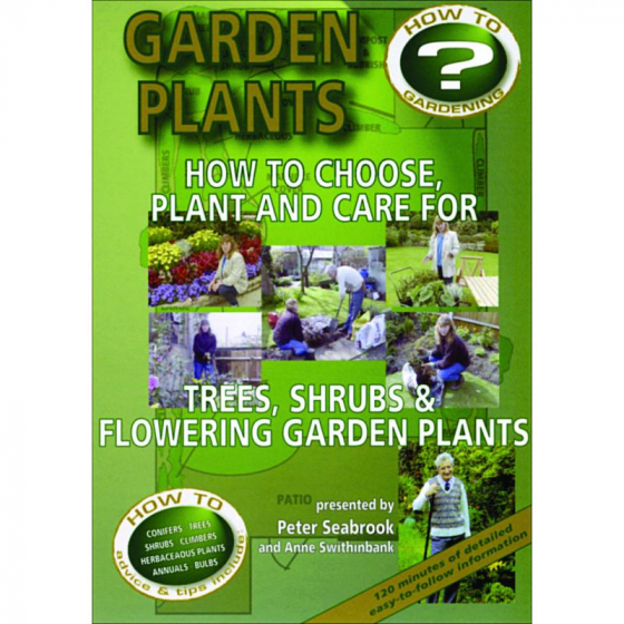 Trees Shrubs And Flowering Plants