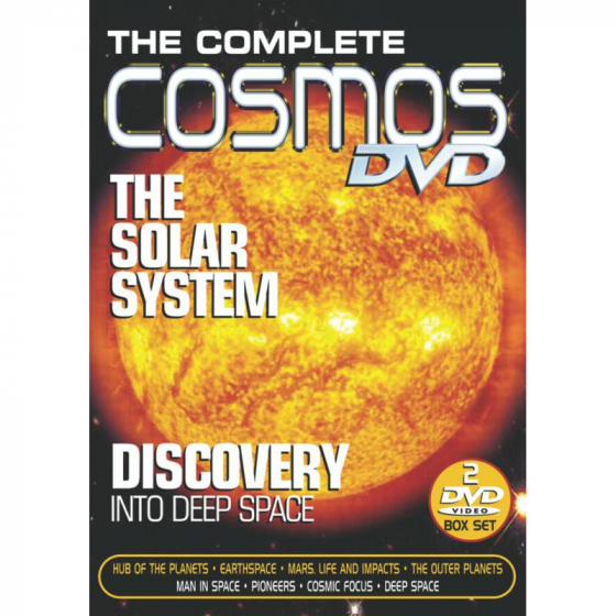 Complete Cosmos Boxed Set