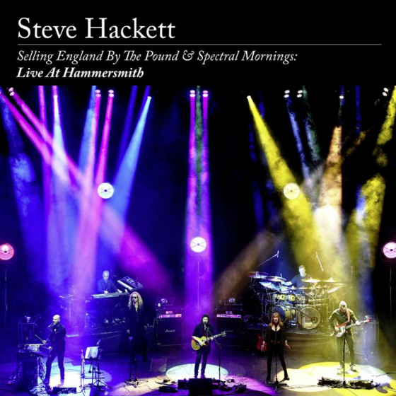 Selling England By The Pound & Spectral Mornings: Live At Hammersmith (4LP+2CD Box-Set)