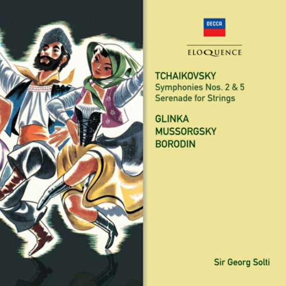 Tchaikovsky: Symphonies 2 & 5; Russian Orchestral Works