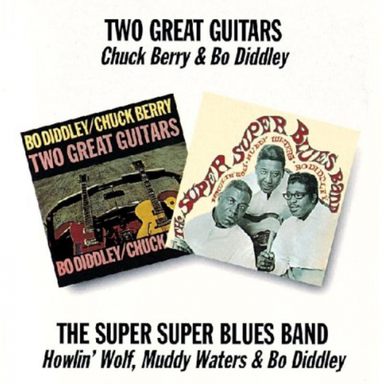 Two Great Guitars / The Super Blues Band