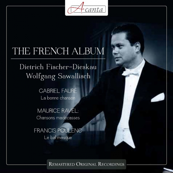 The French Album - Fauré, Ravel and Poulenc