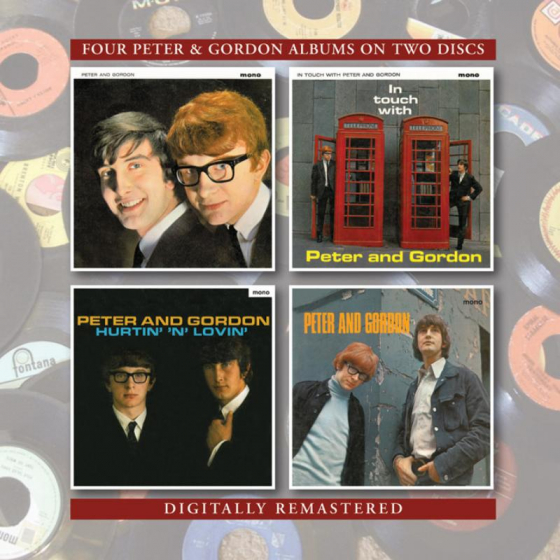 Peter And Gordon / In Touch With / Hurtin' 'N' Lovin' / Peter & Gordon