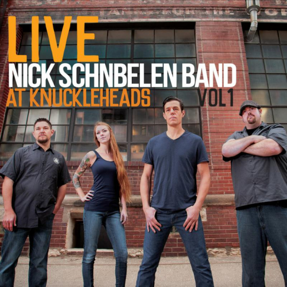 Live At Knuckleheads Vol.1
