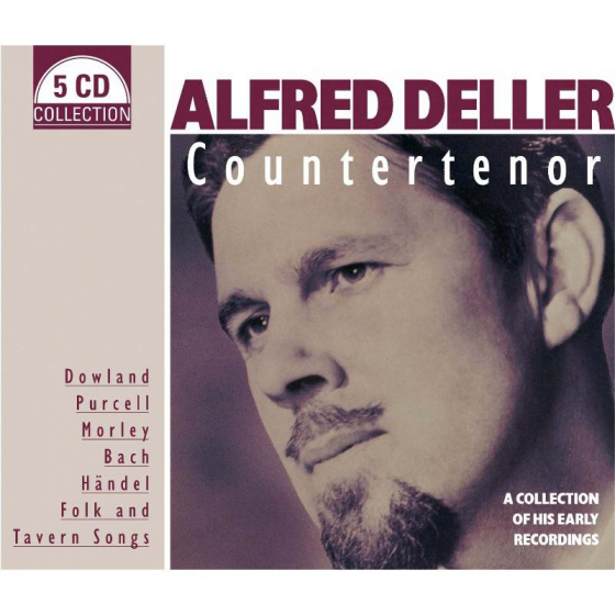 Countertenor - A Collection of His Early Recordings