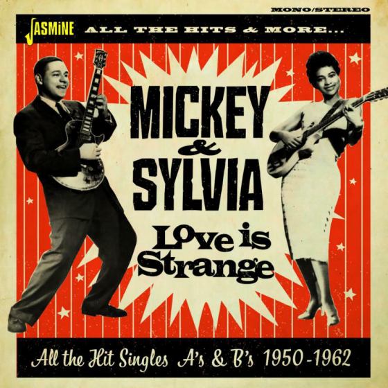 Love Is Strange - All The Hit Singles A's & B's 1950-1962
