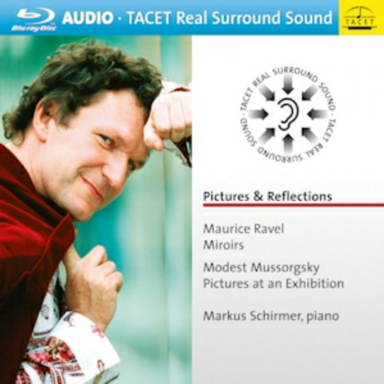 Maurice Ravel: Miroirs /Modest Mussorgsky: Pictures At An Exhibition
