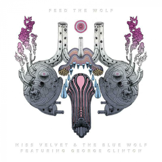 Feed The Wolf (Ft. George Clinton) (LP)