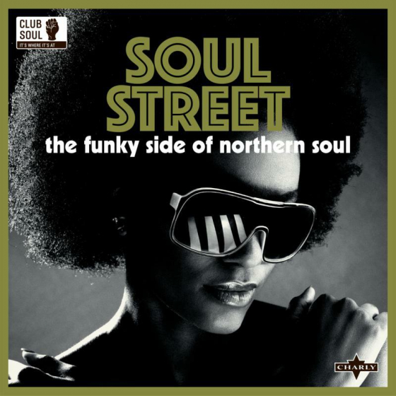 Soul Street - The Funky Side Of Northern Soul (LP)