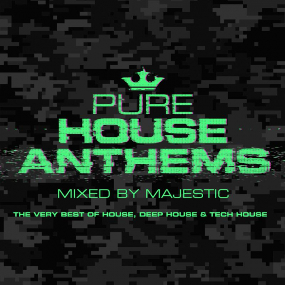 Pure House Anthems - Mixed By Majestic