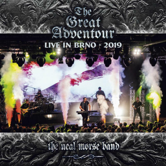 The Great Adventour - Live in BRNO 2019 (2BD+2CD)