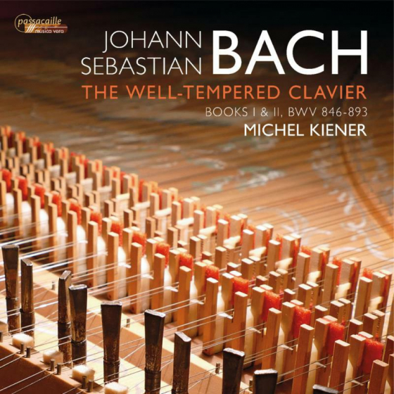 JS Bach: The Well Tempered Clavier
