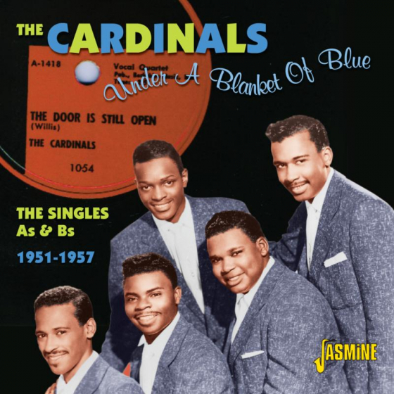 Under A Blanket Of Blue - The Singles As & Bs 1951-1957