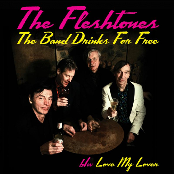 The Band Drinks For Free - 45