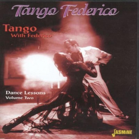 Tango With Federico: Dance Lessons Volume 2