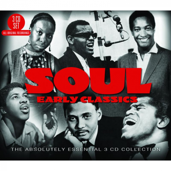 Early Soul Classics: The Absolutely Essential 3CD Collection