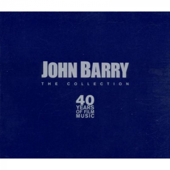 The Collection: 40 Years Of Film Music (4CD)