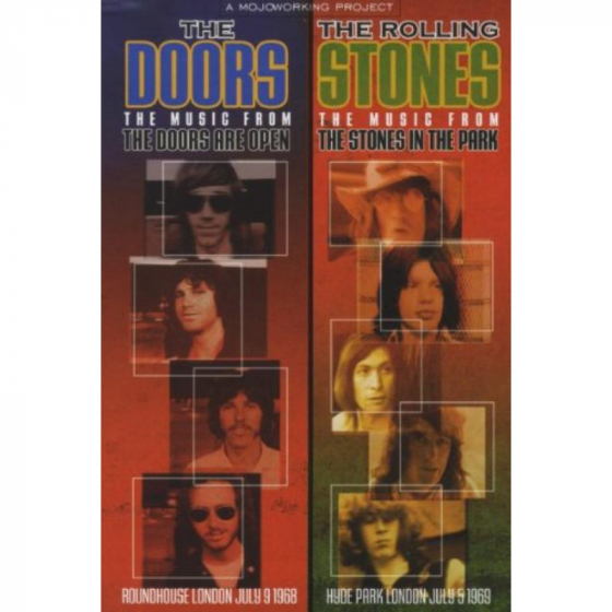 Music From The Doors Are Open / Music From The Stones In The Park
