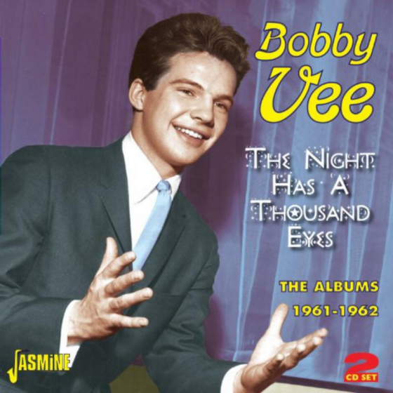 The Night Has a Thousand Eyes - The Albums 1961-1962
