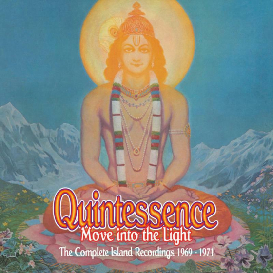 Move Into The Light: The Complete Island Recordings 1969-1971(Re-Memastered)