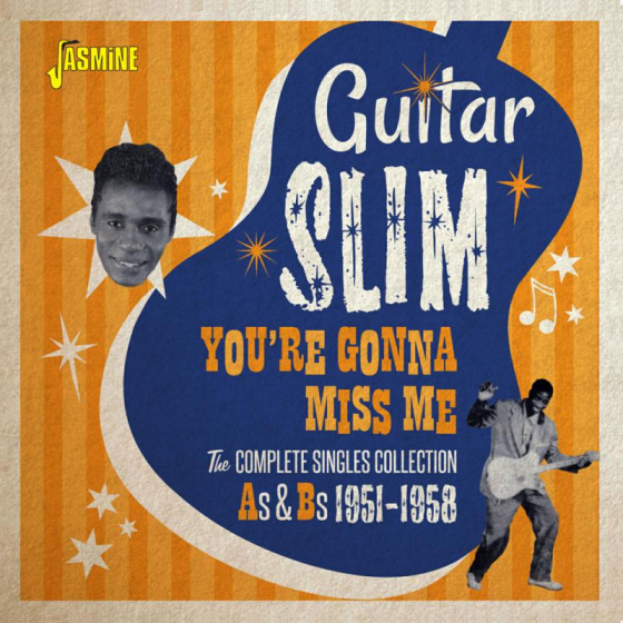 You're Gonna Miss Me: The Complete Singles Collection A's & B's (1951-1958)