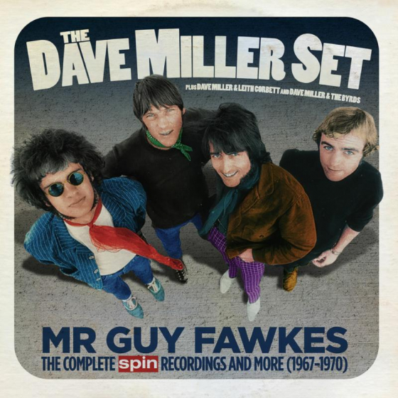 Mr. Guy Fawkes: The Complete Spin Recordings & More (1967-1970)