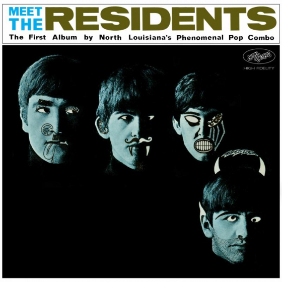 Meet The Residents (Preserved Edition)