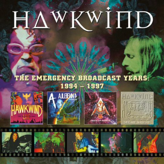 The Emergency Broadcast Years: 1994-1997