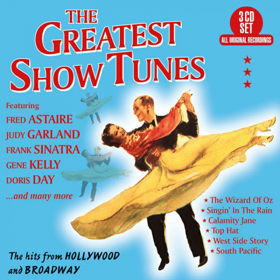 The Greatest Show Tunes