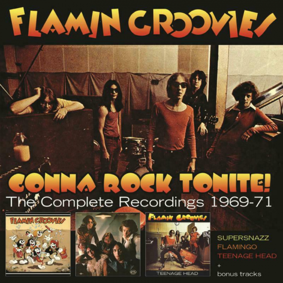 Gonna Rock Tonite! The Complete Recordings 1969-71