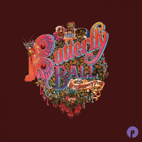 Butterfly Ball And The Grasshopper's Feast (Ltd Edition Purple Vinyl)