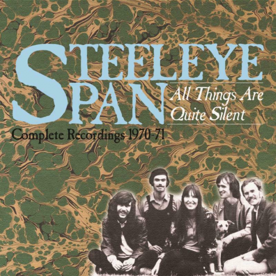 All Things Are Quite Silent ~ The Complete Recordings 1970-71