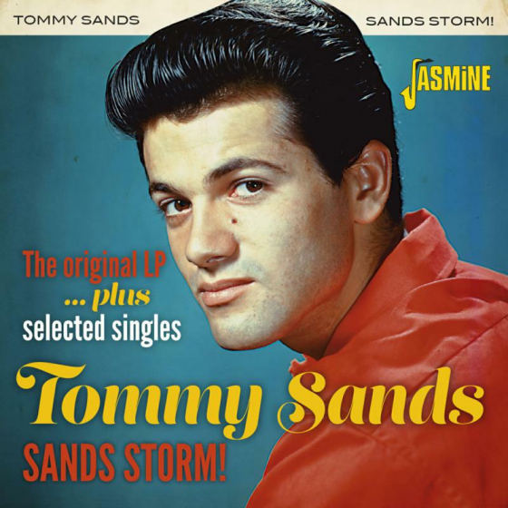 Sands Storm! The Original LP Plus Selected Singles