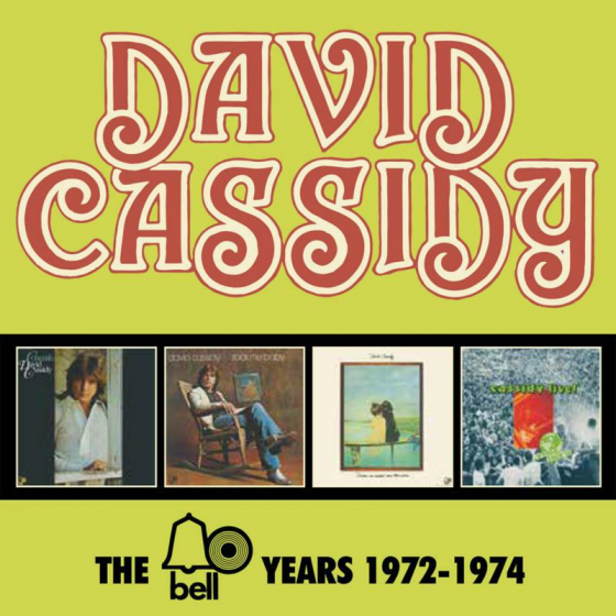 The Bell Years: 1972-1974 (4CD)