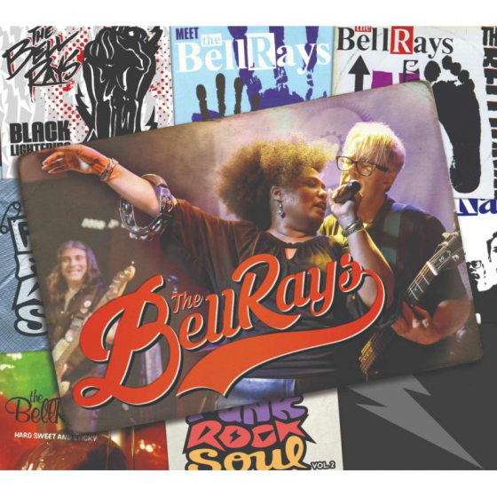 It's Never To Late To Fall In Love With The Bellrays (New,Rare & Unreleased) / Introducing
