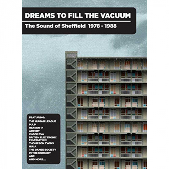Dreams To Fill The Vacuum ~ The Sound Of Sheffield 1978-1988: Bookpack Edition (4CD)